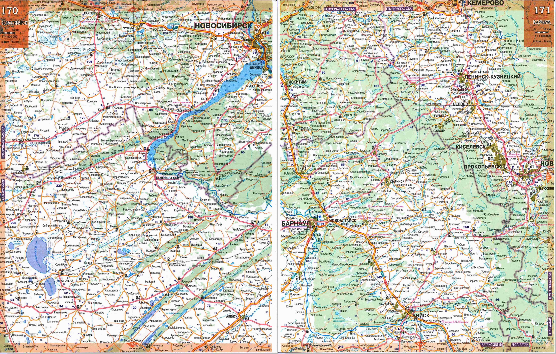 Карта Республики Алтай: улицы, дома и организации города ...