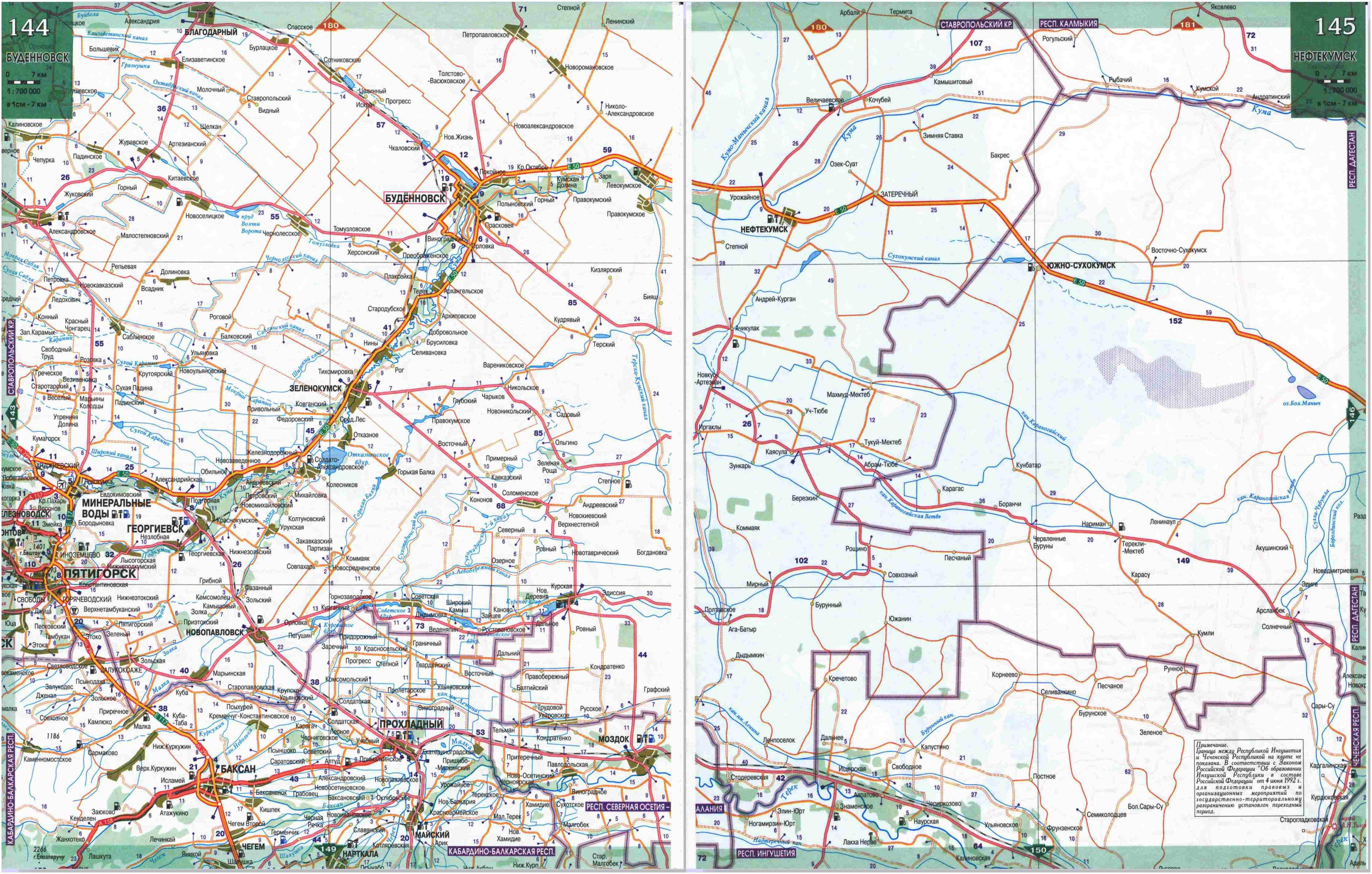 карта автомобильных дорог алтайский край