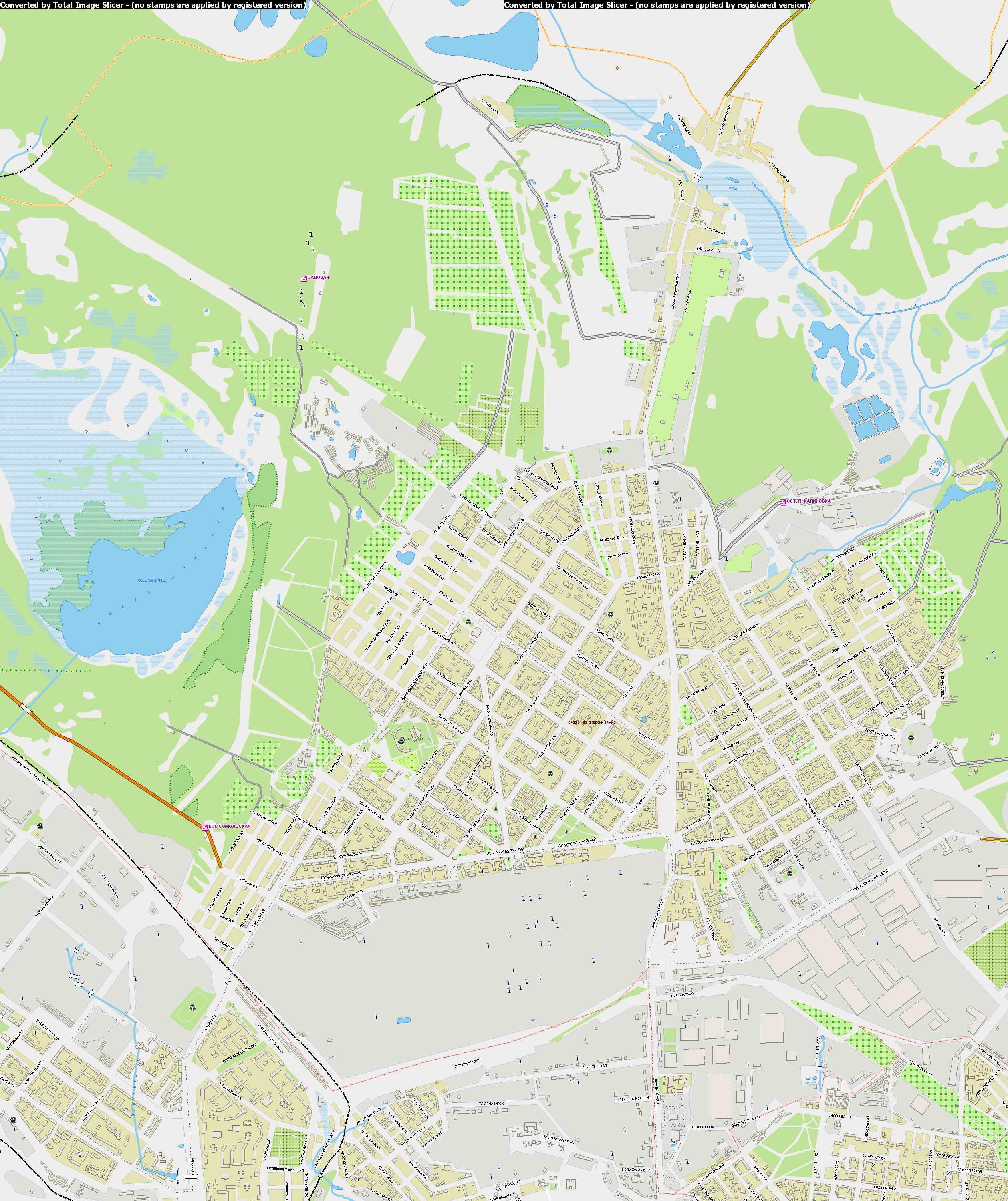 Карта схема свердловской области фото 47