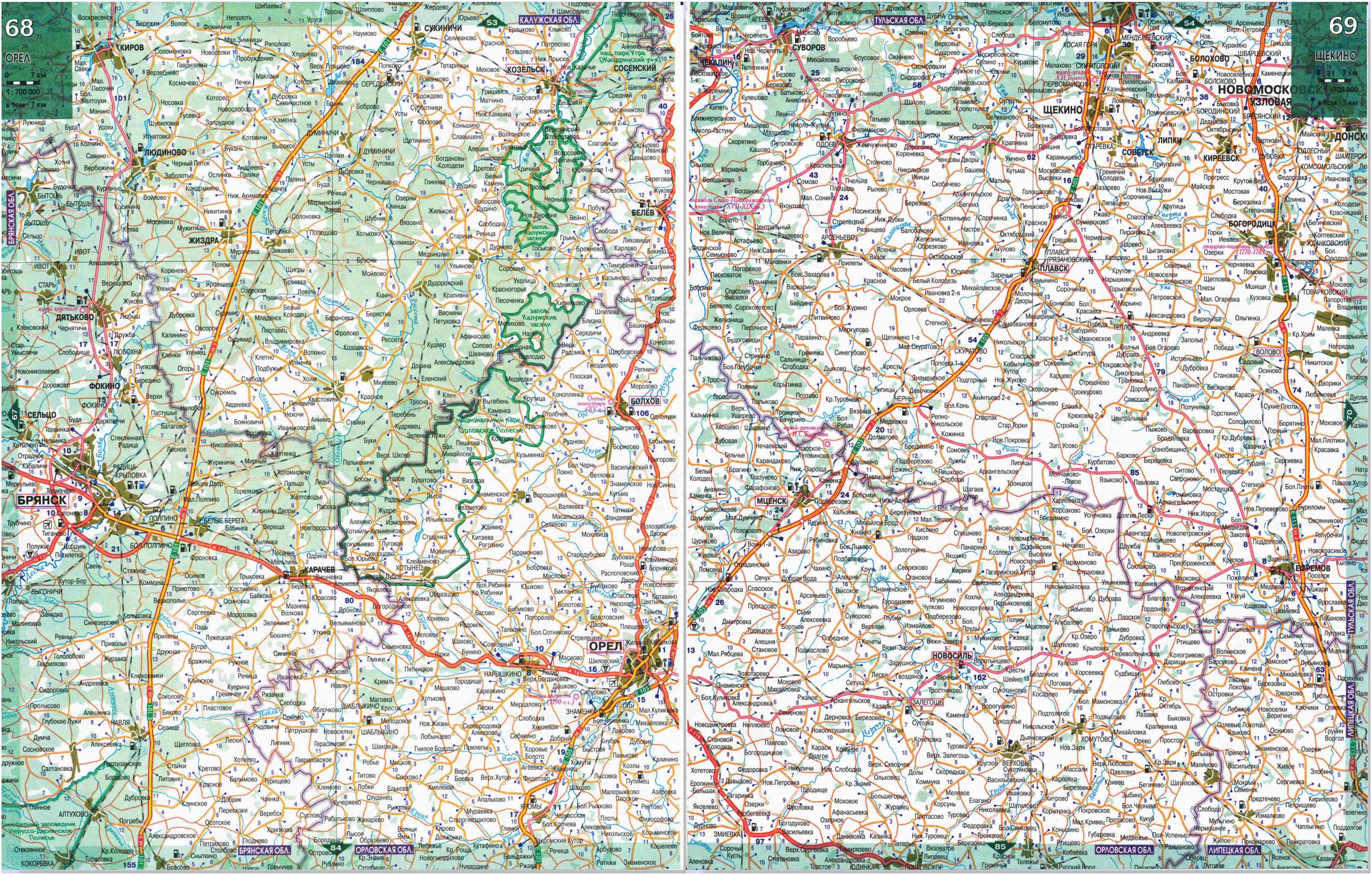 тульской области по: