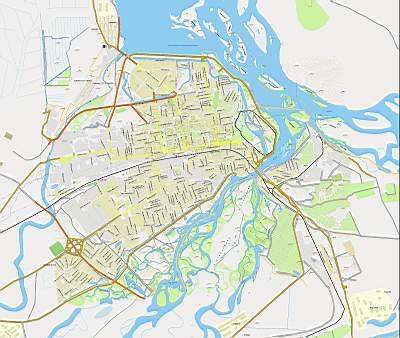 Карта г абакана хакасия карта города