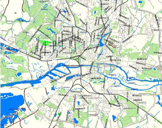Карта Калининграда С Улицами И Домами Скачать img-1
