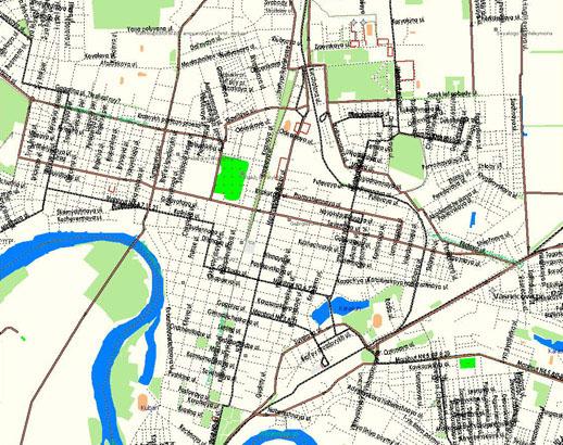 Gps карта г краснодар подробная gps