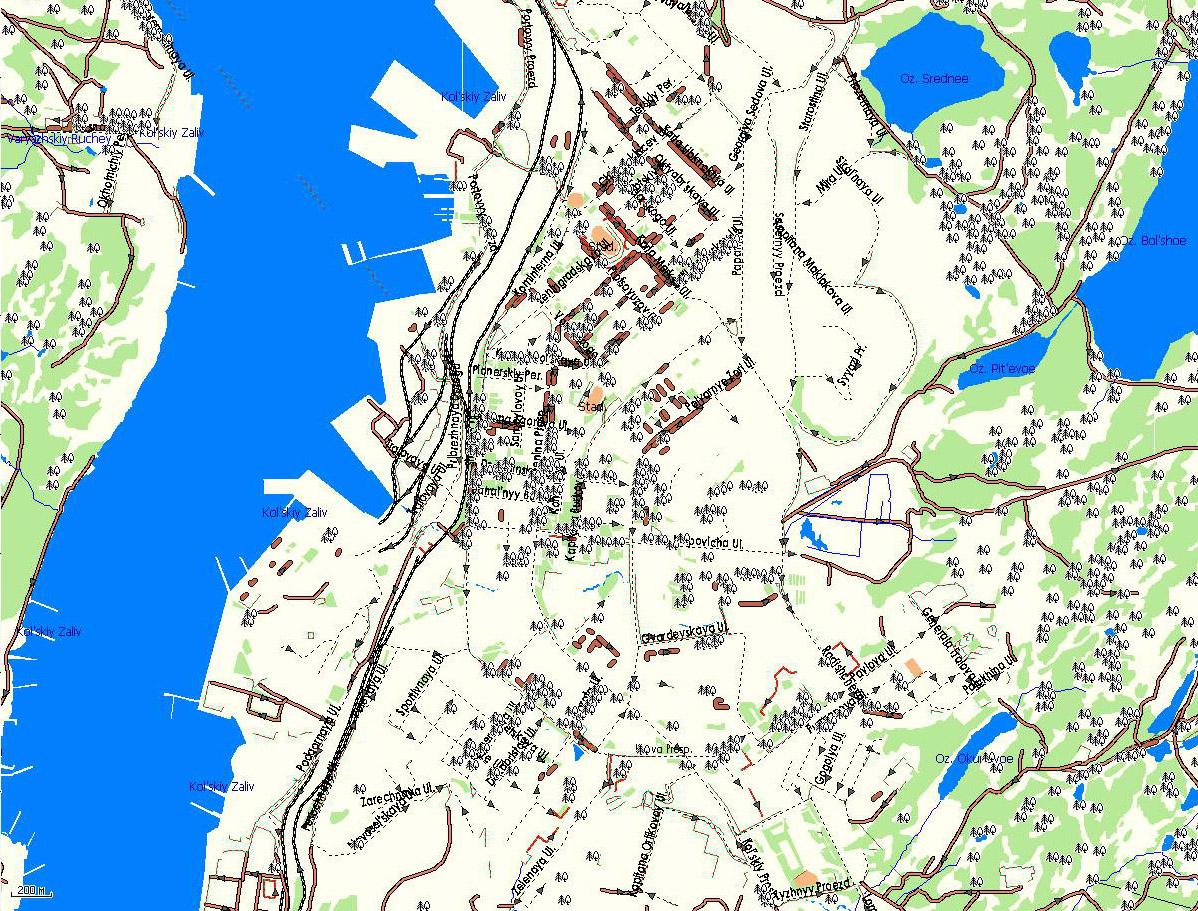 Карта виза дешево Лесосибирск