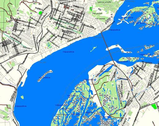 Векторные Карты Санкт-Петербурга